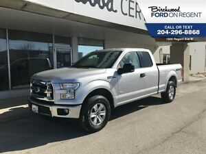 2015 Ford F-150 XLT Supercab 4x4 *Reverse Cam/Trailer Tow*