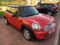2011 Mini, full service history, 2 owners, new MOT, 36k miles £ 4300