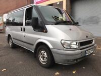 Ford Transit 2006 2.0 TD Tourneo Bus 5 door (9 Seat) 9 SEATER, NO VAT, BARGAIN