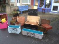 Fabulous Selection Antique &Vintage Storage Boxes, Log Boxes, Toy Boxes, Brass Boxes & Baskets