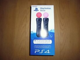 PlayStation Move Motion Twin Pack SOLD