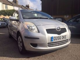 Toyota Yaris 1.3 VVT-i T3 5dr£2,995 one owner from new