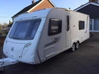 Swift Challenger 620 Fixed bed conqueror elddis buccaneer