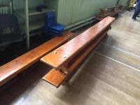 PE Gym Bench