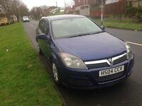 Full MOT Vauxhall Astra 1.6