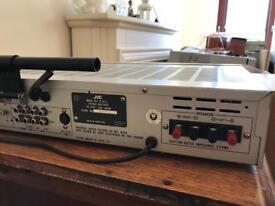 Vintage Retro HiFi JVC R-K11L 1983 Amplifier Working