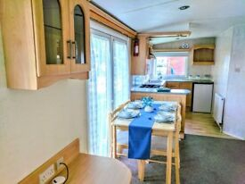 Cheap Static Caravan Used Holiday Home For Sale Skipsea Sands