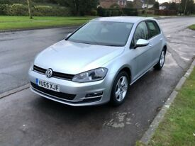 Volkswagen Golf 2.0 TDI BlueMotion Tech Match 5dr (start/stop)