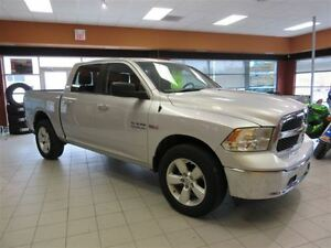 2014 Ram 1500 V8 Hemi power in a comfortable ride!