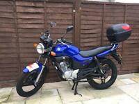 Yamaha YBR 125 cc Excellent Condition