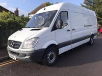 2011 MERCEDES-BENZ SPRINTER 2.1TD 313CDI LWB Panel Van NO VAT