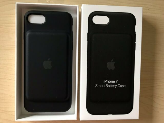 differently 7bcfd 8dbe3 Apple iPhone7 iPhone 8 smart battery case black original and unused | in  Taunton, Somerset | Gumtree