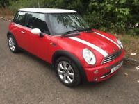 2006 MINI COOPER # FULL YEARS M.O.T # LEATHER INTERIOR #