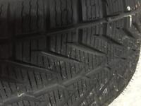 4 x Winter Wheels & spare Winter tyre
