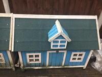Duck/chicken houses