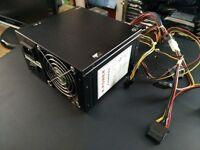 X-Power PSU 500w Desktop Power Supply Unit