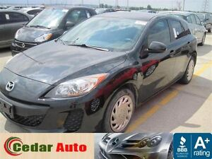 2012 Mazda MAZDA3 GX FREE WINTER TIRE PACKAGE London Ontario image 1