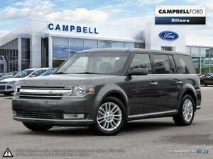 2017 Ford Flex SEL AWD-LEATHER-POWER ROOF-NAV ONLY 1