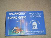 Balancing Board game