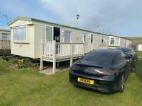 Caravan for rent let ingoldmells Skegness 8 birth sealands site
