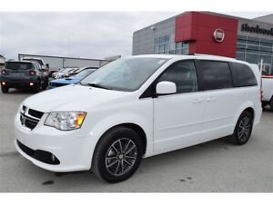 2017 Dodge Grand Caravan SXT+DVD+Navi+7Passagers