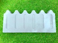 Victorian Slate Grey Garden Path Edging Stones