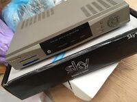 Sky HD 160 & 2TB box