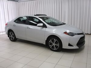 2017 Toyota Corolla LE SEDAN. CHECK OUT THIS SPECIAL DEAL: DRIVE