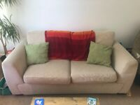 2 Seat Sofa. Soft and cosy