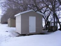 New tool / garden shed / cabin