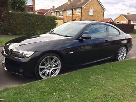 BMW 335i M Sport Coupe- Fantastic Car! - **FULLY LOADED EXTRAS**