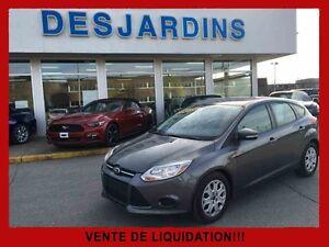 2013 Ford Focus 5-dr SE *INSPECTÉ PAR FORD* GRPE ÉLECTRIQUE/ BAN