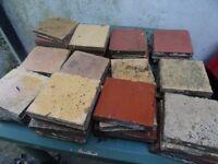 53 x Quarry Tiles For Sale