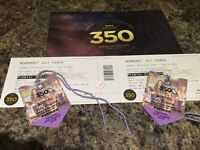2 X Premier Enclosure tickets for Little Mix at Newmarket 27th August