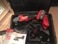 Milwaukee M18 Fuel Grinder Brand New