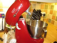 Kenwood Patissier Mixer as new