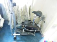 V-fit cross trainer - £50