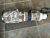 Canon 500mm f4 IS MK I Excellent Condition with hard case