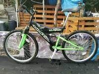 24' wheel mountain bike