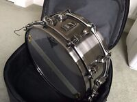 Mapex Black Panther Brass Cat + case