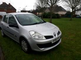 2006 RENAULT CLIO EXPRESSION 1.1L Long Mot New Shape!!!