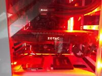 Zotac GTX 1070 AMP Edition used