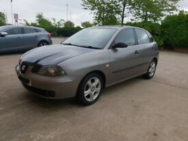 Seat ibiza XS 2004 1.2 12 months MOT fantastic first car never gone wrong