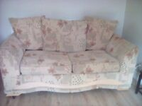 SOFA BED EXCELLANT CONDITION BUYER COLLECTS . COMES FROM SMOKE FREE HOME