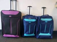 3x Travel Case Luggage used once
