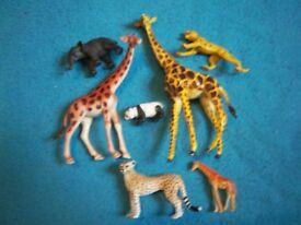 Bundle of Toy Animals - Jungle IP1
