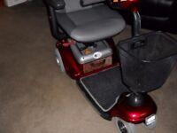 roma monoco 4mph scooter