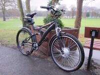 Electric bike Trax TFS.10