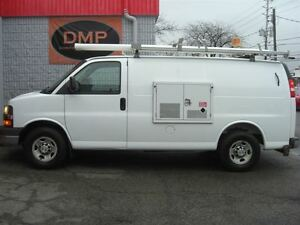 2009 Chevrolet Express 3500 With Generator London Ontario image 7