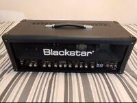 Blackstar Series One S1 50 Watt Head Guitar Amp, 4 channel with Footswitch